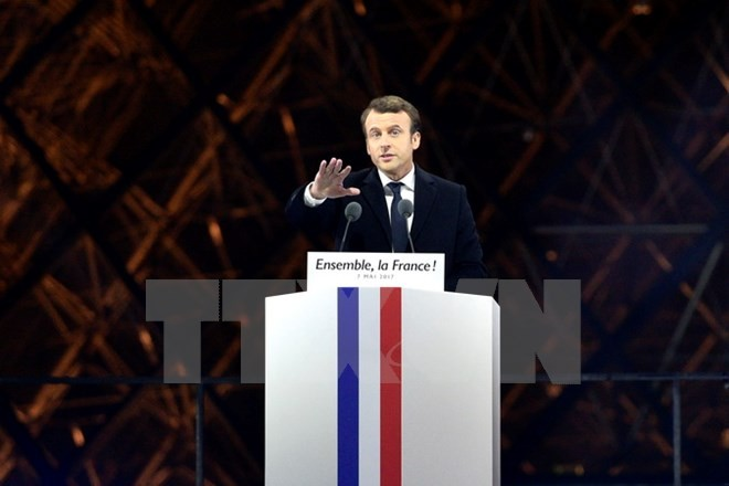 Pemilihan Majelis Rendah Perancis: Partai Republik Maju menang semua kawasan pilihan di luar negeri - ảnh 1