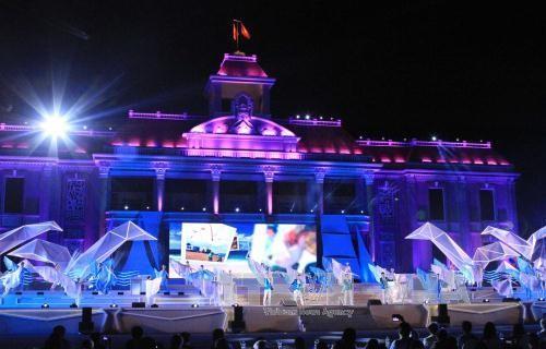 Selesai persiapan bagi Festival ke-8 Laut Nha Trang- Khanh Hoa - ảnh 1