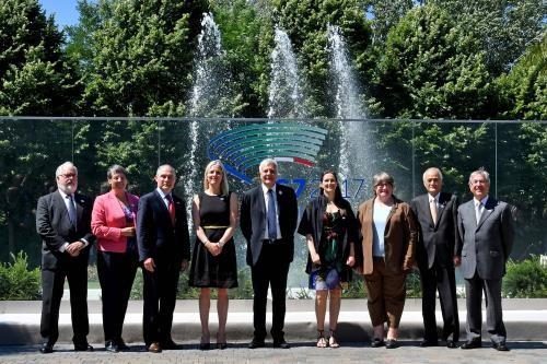 Enam negara G7 bertekad menghadapi perubahan iklim - ảnh 1