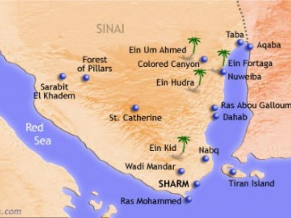 Mesir: Satu komisi dari Parlemen mengesahkan permufakatan serah-terima dua pulau kepada Arab Saudi - ảnh 1