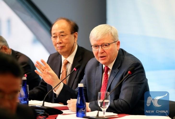 Dialog Tingkat Tinggi mengenai hubungan kerjasama ekonomi AS-Tiongkok - ảnh 1
