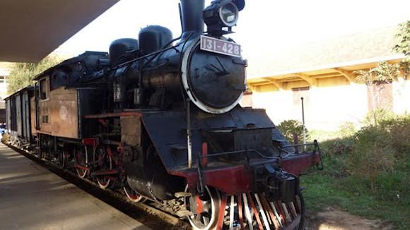 Penjelasan tentang kereta api tenaga uap  di Vietnam - ảnh 1