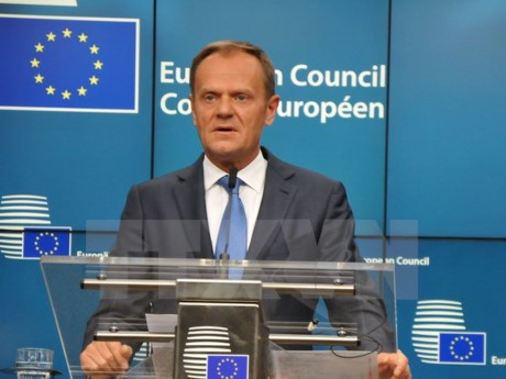 Uni Eropa menyepakati waktu memutuskan pemindahan markasnya ke luar dari London - ảnh 1