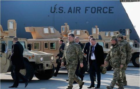 AS akan memberikan bantuan senjata yang mematikkan kepada Ukraina - ảnh 1