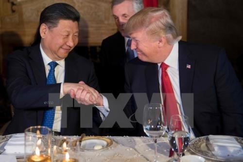 AS dan Tiongkok berupaya mendorong untuk menghapuskan semua pagar rintangan komersial bilateral - ảnh 1