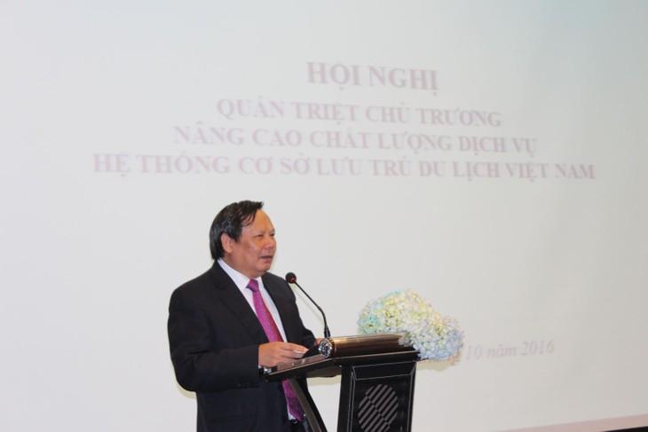 Meningkatkan kualitas jasa wisata Vietnam - ảnh 1