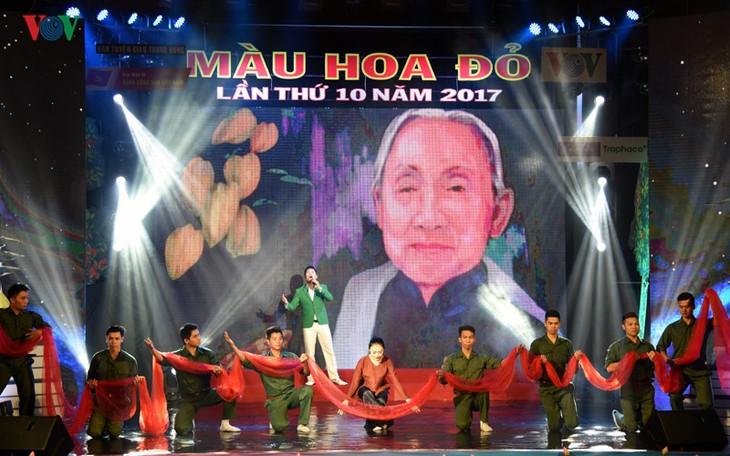 Banyak program kesenian untuk memperingati ultah ke-70 Hari Prajurit Disabilitas dan Martir Vietnam - ảnh 1