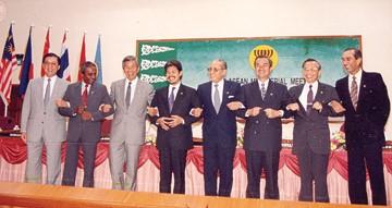 ASEAN-50 tahun musyawarah dan mufakat untuk berkembang - ảnh 4