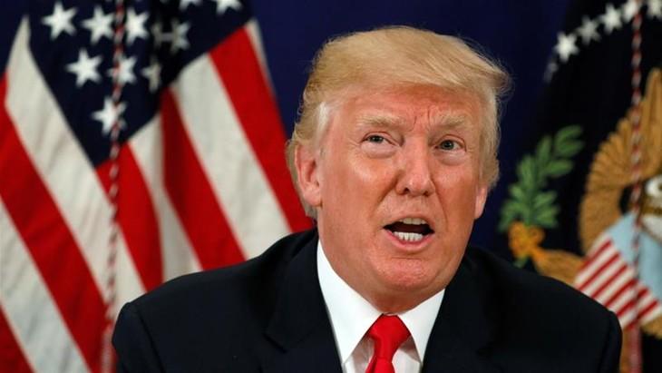 Presiden AS, Donald Trump menuduh Iran  tidak mematuhi permufakatan nuklir - ảnh 1