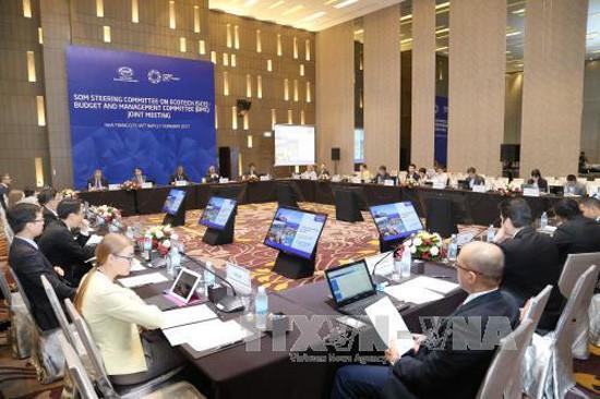 SOM 3 – APEC 2017 : Pembukaan pertemuan ke-2 Kelompok Kerja Kesehatan APEC - ảnh 1