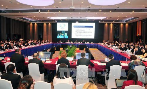 Pembukaan Konferensi ke-3 para pejabat senior APEC (SOM 3) - ảnh 1
