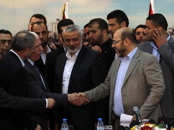 Palestine: Gerakan Hamas melakukan kerujukan dengan Fatah - ảnh 1