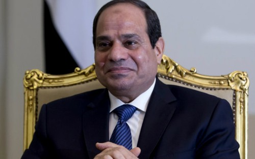 Presiden Republik Mesir Abdel Fattah Al Siri, akan berkunjung ke Vietnam - ảnh 1