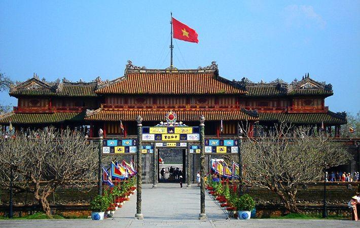 Penjelasan Radio Suara Vietnam tentang Benteng Terlarang di Istana Kerajaan Hue - ảnh 1