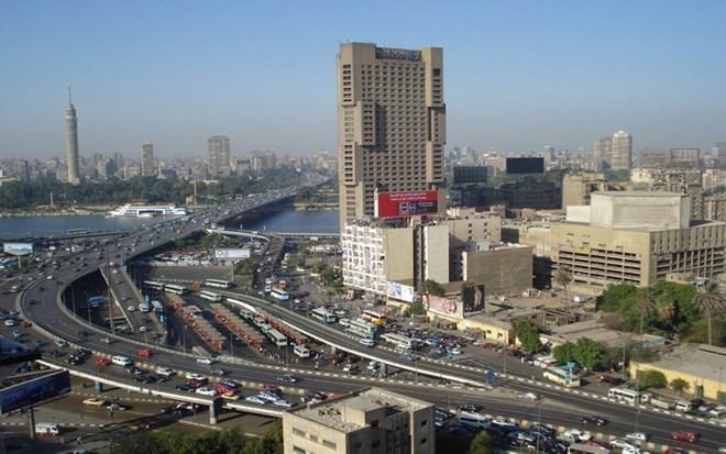 Forum kebijakan global dibuka di Mesir - ảnh 1