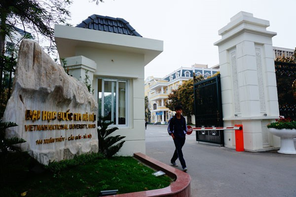 Perkenalan tentang Universitas dan Jurusan di Vietnam - ảnh 1