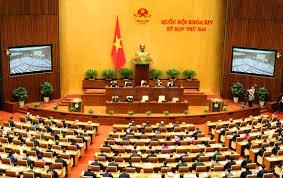 MN Vietnam mengakhiri perbahasan tentang pekerjaan hukum - ảnh 1