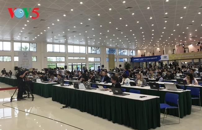 Kecenderungan perkembangan positif berbagai perekonomian dalam pelaksanaan Program Aksi bersama APEC - ảnh 1