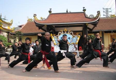 Penjelasan dari VOV5 tentang Silat tradisional Binh Dinh - ảnh 1
