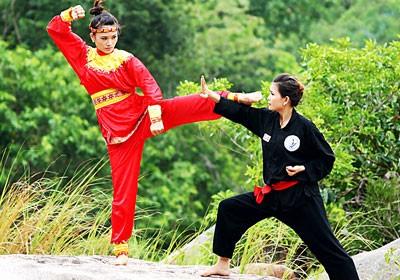 Perkenalan VOV5 tentang Silat tradisional Binh Dinh - ảnh 1