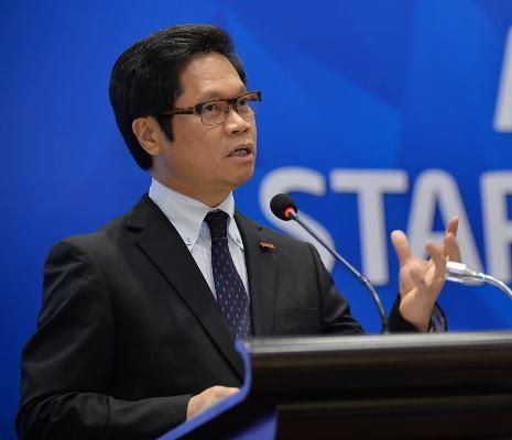KTT CEO Summit telah berakhir dan menyerahkan jabatan Ketua CEO Summit kepada Papua Nugini - ảnh 1