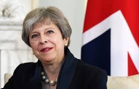 PM Inggeris mengeluarkan pesan tentang keluarnya dari Uni Eropa yang gigih - ảnh 1