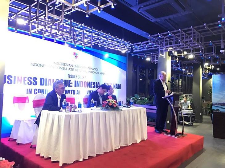 Dialog Bisnis  Indonesia – Vietnam di Kota Da Nang, Vietnam Tengah - ảnh 1