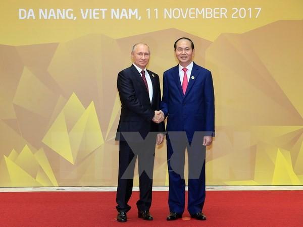 Koran Rusia menilai tinggi peranan Vietnam di ASEAN - ảnh 1