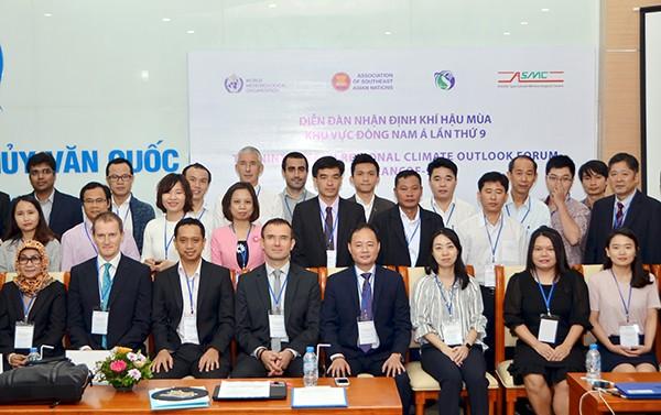 Forum penilaian iklim musim  kawasan Asia Tenggara  ke-9  - ảnh 1