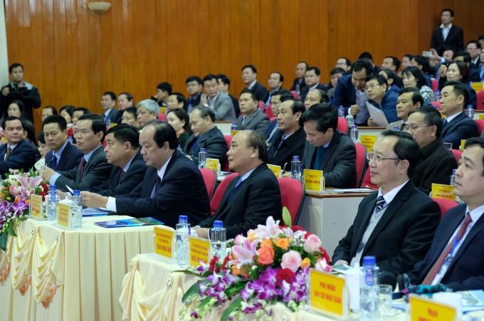 Konferensi promosi investasi propinsi  Ha Giang 2017 - ảnh 1