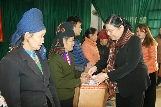 Aktivitas kontak dengan pemilih dari para anggota MN - ảnh 1