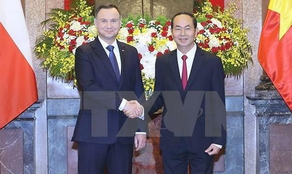 Tonggak penting dalam kerjasama Vietnam-Polandia - ảnh 1