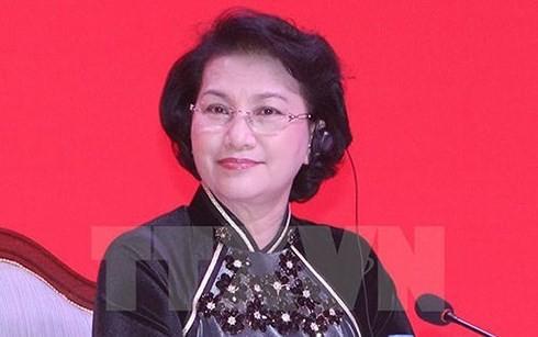 Mendorong hubungan Vietnam-Australia melalui kanal diplomatik parlementer - ảnh 1