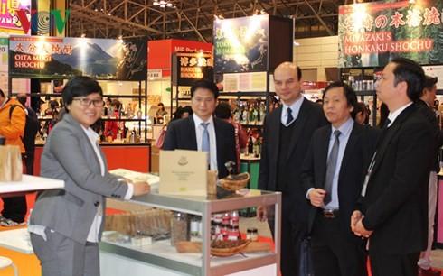Menyosialisasikan bahan makanan Vietnam ke Jepang - ảnh 1