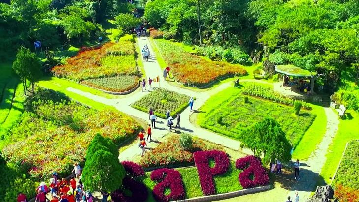 Memperkenallkan Obyek Wisata Sapa, satu destinasi yang disukai banyak wisatawan pada musim Semi - ảnh 1