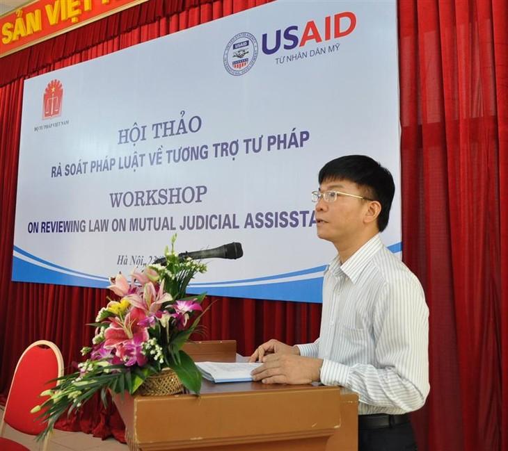 Lokakarya tentang solusi meningkatkan kualitas penyusunan rencana Program Penyusunan UU - ảnh 1