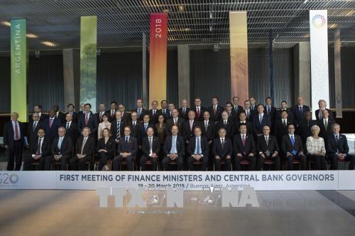 Negara-negara G20 berkomitmen akan bertindak lebih kuat untuk mendorong pertumbuhan - ảnh 1