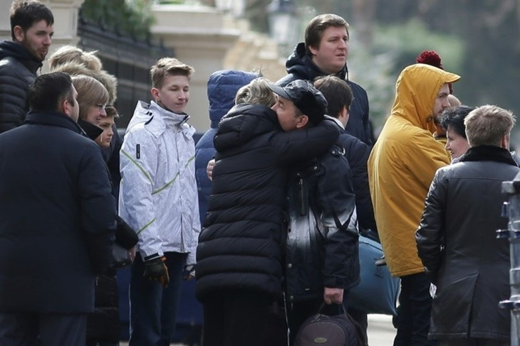 Para diplomat Rusia diusir di beberapa negara setelah kasus serangan racun terhadap mantan mata-mata  Skripal - ảnh 1