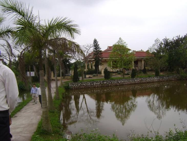 Desa Vu Dai merasa bangga sebagai  kampung halaman Sastrawan Nam Cao - ảnh 1