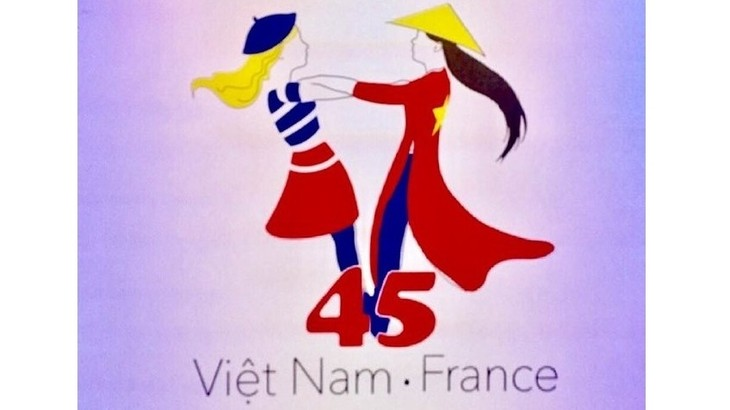 45 ans de relation Vietnam-France : Message de félicitation vietnamien - ảnh 1