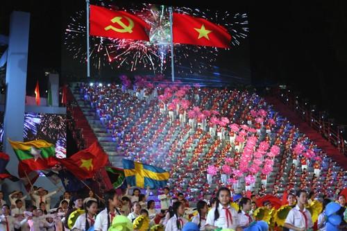 Hari Pembebasan total Vietnam Selatan dan  Penyatuan Tanah Air Vietnam - ảnh 2