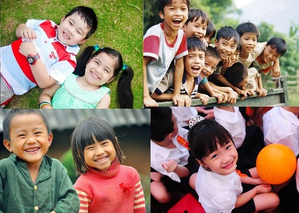 Bulan Aksi demu kaum anak: Menciptakan lingkungan yang kondusif bagi kaum anak untuk berkembang  - ảnh 1