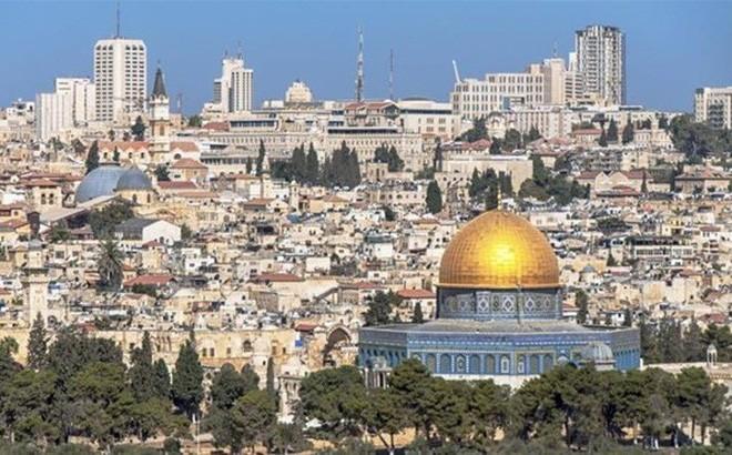 Mesir, Jordania dan Palestina menentang tindakan sefihak yang mengubah status kuo Jerusalem - ảnh 1