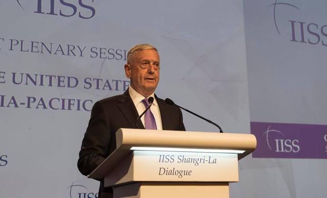 Dialog ShangriLa 2018:AS menekankan tidak mengurangi sanksi sampai saat RDRK melakukan denuklirisasi - ảnh 1