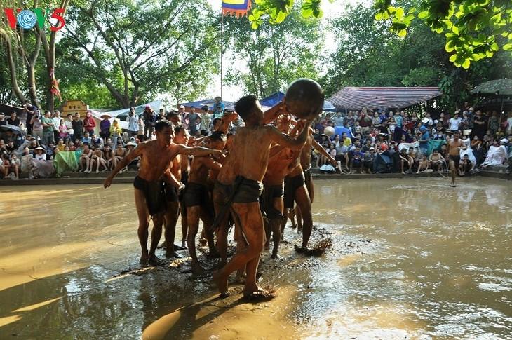 Unik pesta gulat desa Van - ảnh 13