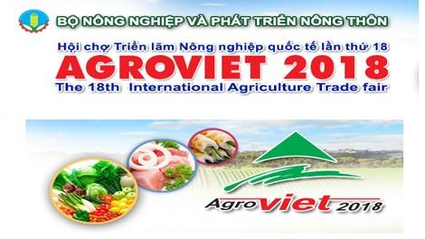 180 badan usaha ikut serta dalam Pekan Raya Pertanian Internasional – AgroViet 2018 - ảnh 1