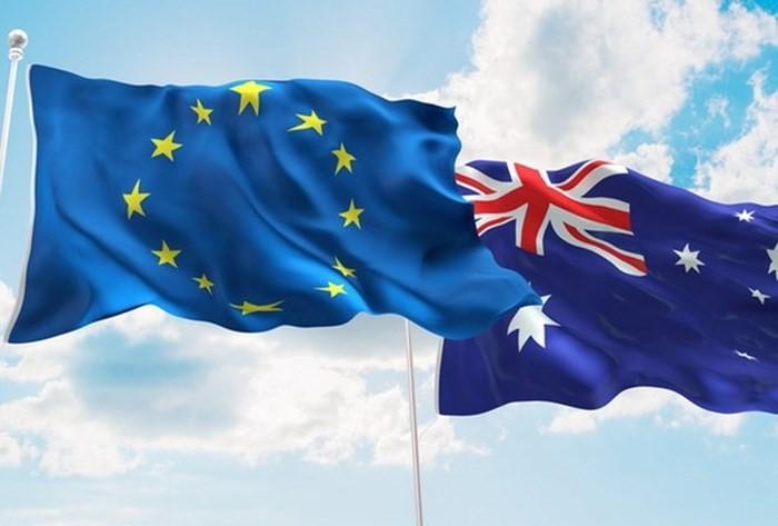 Australia dan Uni Eropa mendorong FTA bilateral - ảnh 1