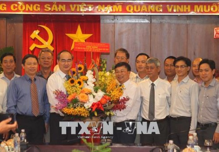 Aktivitas-aktivitas dijalankan di seluruh negeri sehubungan dengan hari Pers Revolusioner Vietnam - ảnh 1