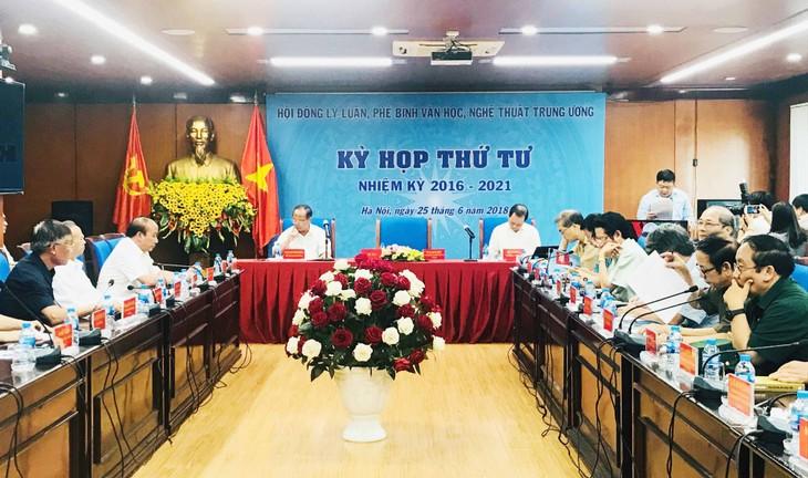Persidangan ke-4 Dewan Teori, Kritik Kesastraan dan Kesenian KS Partai Komunis - ảnh 1