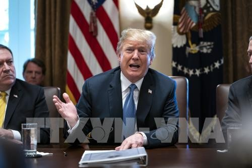 AS berseru kepada negara-negara supaya menghapuskan pagar rintangan dagang - ảnh 1
